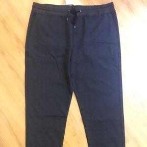 VINCE men's elastic waist sweat pants joggers XL